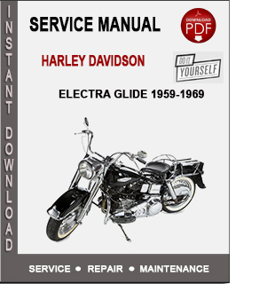 Pdf harley davidson service manuals
